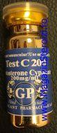 Test C 200 (Testosteron Cypionate 200mg/ml)