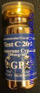 Test C 200 (Testosteron Cypionate 200mg/ml)